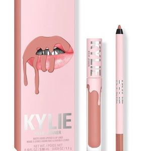 Kylie Matte Lip Kit Bare
